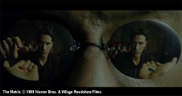 Get Unplugged… Take The Red Pill